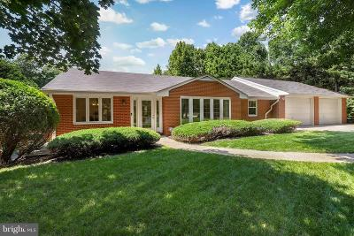 Prince Frederick Single Family Home For Sale: 1615 German Chapel Road