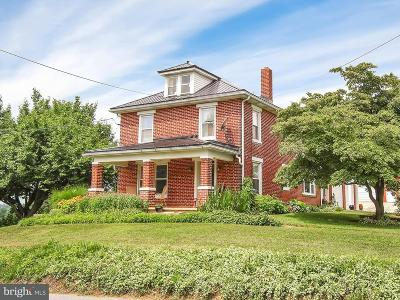 Red Lion Single Family Home Under Contract: 220 Smith Road