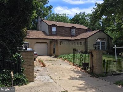 Fort Washington Single Family Home For Sale: 9102 Lancelot Road