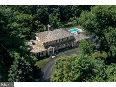 Bryn Mawr Single Family Home For Sale: 931 Crestmont Road