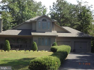 Milford Single Family Home For Sale: 7880 Sugar Maple Drive