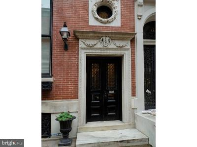 Rittenhouse Square Condo For Sale: 1724 Spruce Street #3