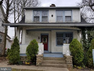 Abington Single Family Home For Sale: 1578 Old York Road