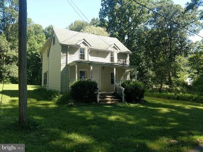 Middletown Single Family Home For Sale: 1248 Mountain Church Road