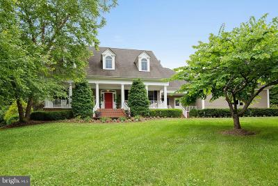 Brookeville Single Family Home For Sale: 3500 Gregg Road
