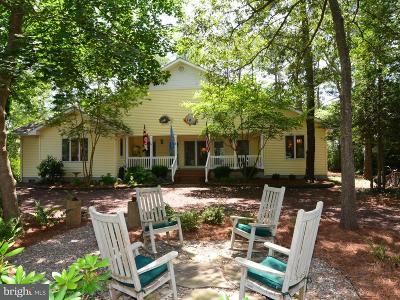 Henlopen Acres, North Shores Single Family Home For Sale: 27 Cedar Road
