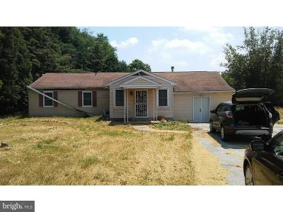 Coatesville PA Single Family Home Under Contract: $119,900