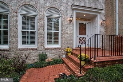 Potomac Townhouse For Sale: 8302 Turnberry Court