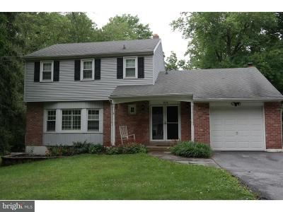 Exton Single Family Home For Sale: 184 Kent Drive