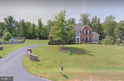 Manassas VA Single Family Home Active Under Contract: $699,900