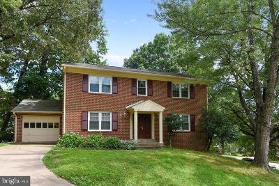 Annandale Single Family Home For Sale: 3497 Pence Court