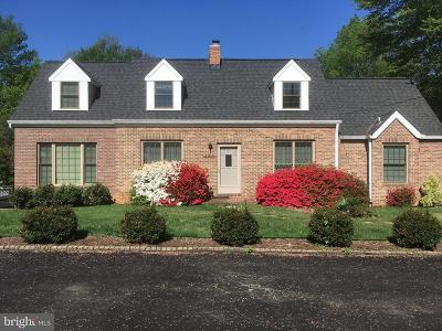 Fairfax Single Family Home For Sale: 4010 Burke Station Road