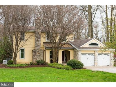 Kennett Square Single Family Home For Sale: 832 Meadowview Road