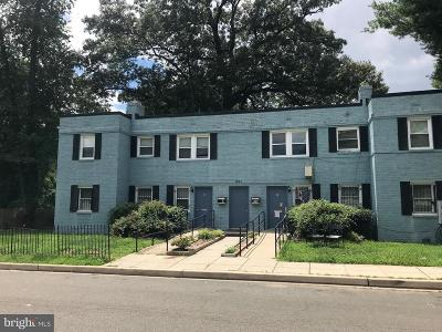 Washington Multi Family Home Under Contract: 501 32nd Street SE