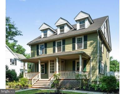 Moorestown Single Family Home For Sale: 335 E Main Street