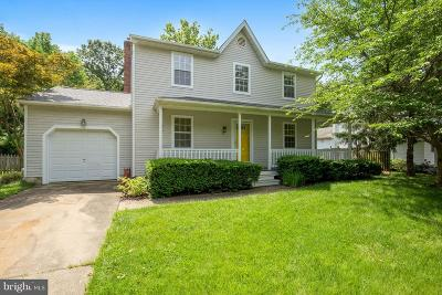 Annapolis Single Family Home For Sale: 985 Headwater Road