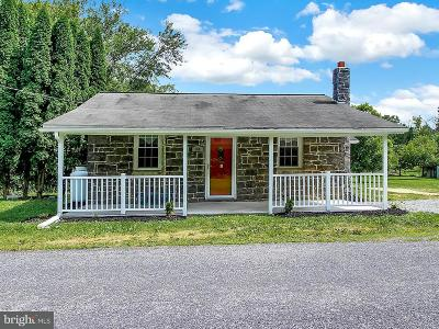 Gettysburg Single Family Home Under Contract: 160 Clapsaddle Road