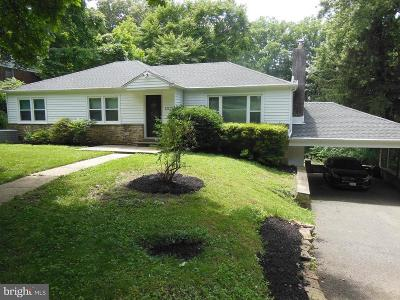 Towson Single Family Home For Sale: 1211 Providence Road