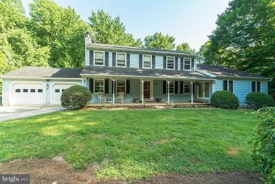 Chesapeake Beach Single Family Home For Sale: 3621 Karen Drive