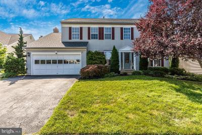 Frederick County Single Family Home For Sale: 6307 Iverson Terrace N