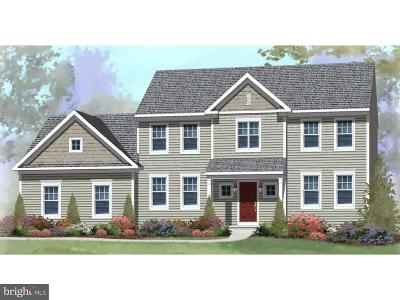 Bucks County Single Family Home For Sale: Lot 01 Grant Road