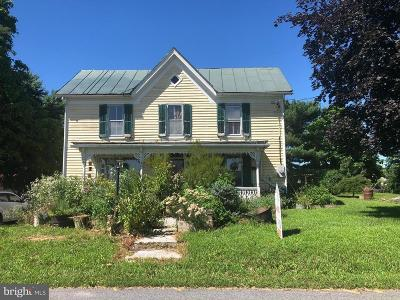 Shenandoah County Single Family Home For Sale: 1503 Helsley Road