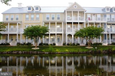 Ocean City Townhouse For Sale: 6 Canal Side Mews W #LUT-AX