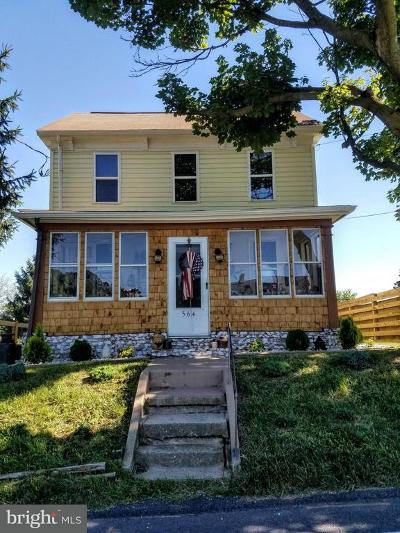 Hanover Single Family Home For Sale: 564 Blooming Grove Road