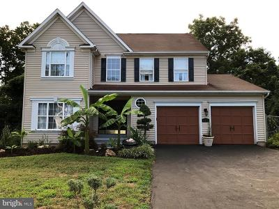Fort Washington Single Family Home Active Under Contract: 2312 Henson Valley Way