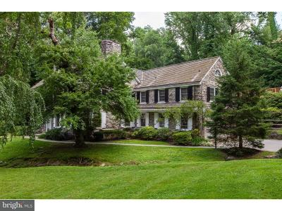 Penn Valley Single Family Home For Sale: 903 Bryn Mawr Avenue