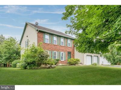 Plainsboro Single Family Home For Sale: 24 Franklin Drive