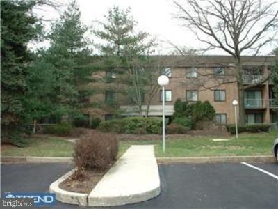 Narberth Condo For Sale: 1640 Oakwood Drive #W303