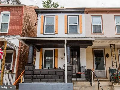 Lancaster Single Family Home For Sale: 644 E Walnut Street