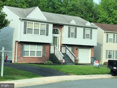 Elkton Single Family Home Active Under Contract: 56 Jesse Boyd Circle