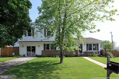 Frederick County Single Family Home For Sale: 603 Woodland Avenue