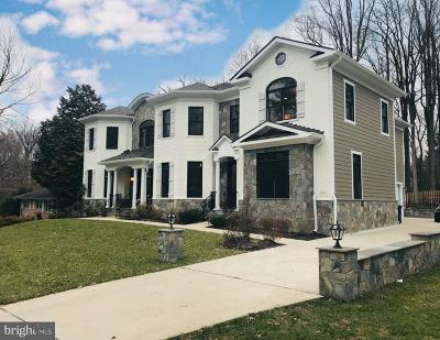 McLean Single Family Home For Sale: 1503 Woodacre Drive