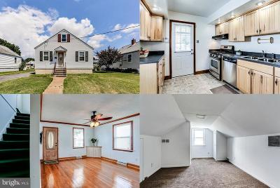 Essex Single Family Home For Sale: 914 Woodlynn Road