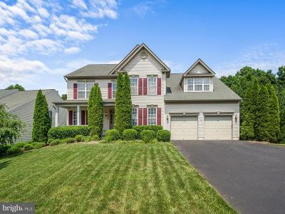 Villages Of Urbana Single Family Home For Sale: 3932 Sweet Briar Lane