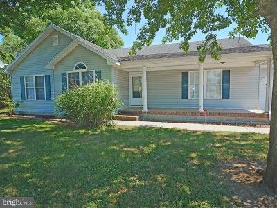 Seaford Single Family Home For Sale: 21715 Maple Drive