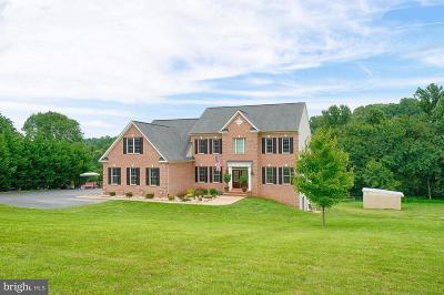 Single Family Home For Sale: 6189 Beverleys Mill Road