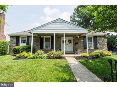 Springfield Single Family Home Active Under Contract: 743 W Rolling Road