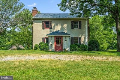 Fauquier County Single Family Home For Sale: 14061 Hume Road