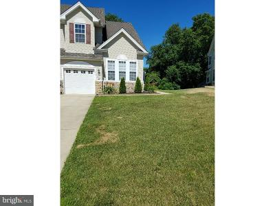 Swedesboro Townhouse For Sale: 215 Westbrook Drive