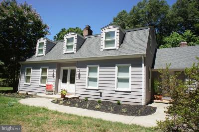 Manassas Single Family Home For Sale: 10614 Brentwood Drive