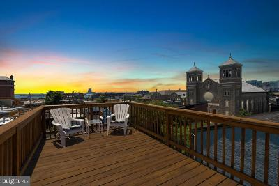 Upper Fells Point Townhouse For Sale: 2110 Bank Street