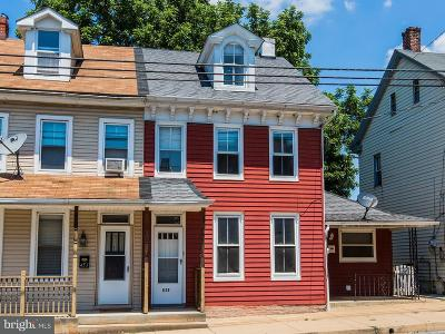 Columbia Single Family Home Under Contract: 455 Manor Street