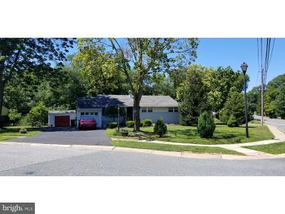 Wilmington Single Family Home For Sale: 818 Wilson Road