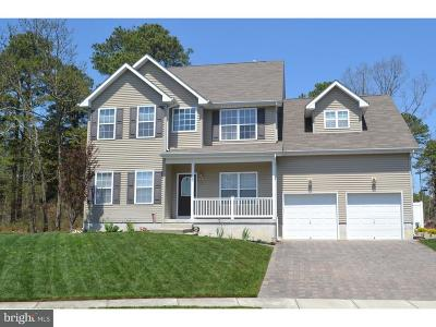 Atlantic County Single Family Home For Sale: 18 Brewster Drive