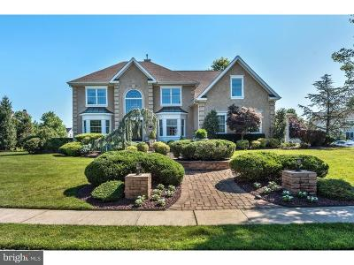 Mount Laurel Single Family Home Under Contract: 7 Hidden Lake Court