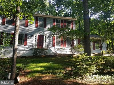 Mount Airy Single Family Home For Sale: 12345 Sherwood Forest Drive